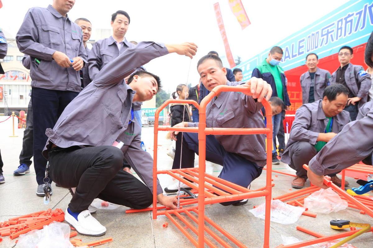 襄阳:286名选手竞逐生活服务业技术能手